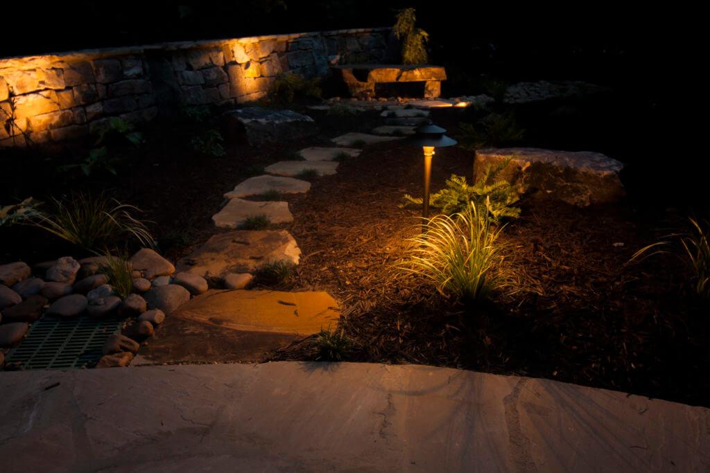 Path Lights outdoor landscape lighting