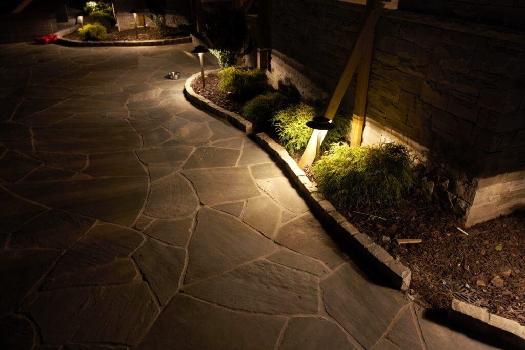 Pathway lighting Landscape Lighting Cumming Georgia