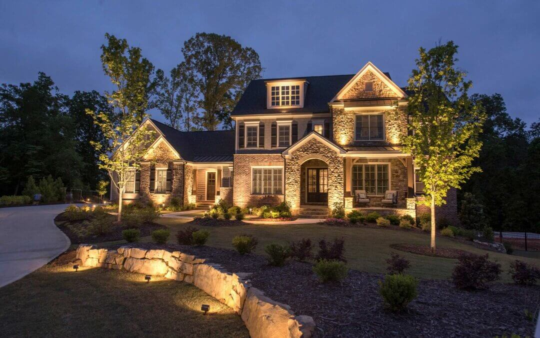 Four Driveway Lighting Ideas To Consider