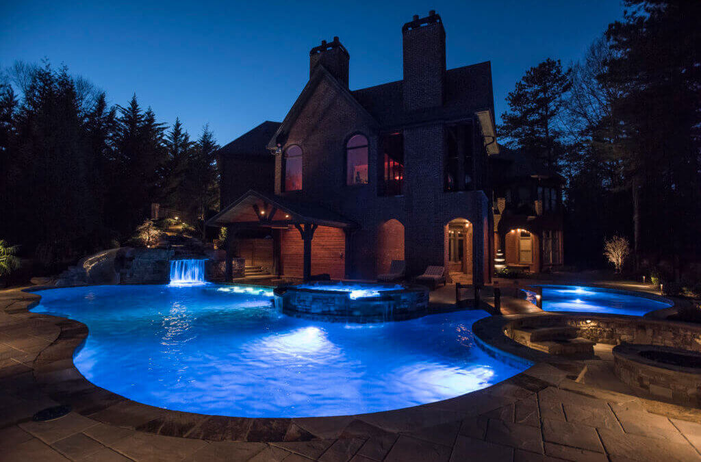 Get Ready For Summer With Pool Lighting