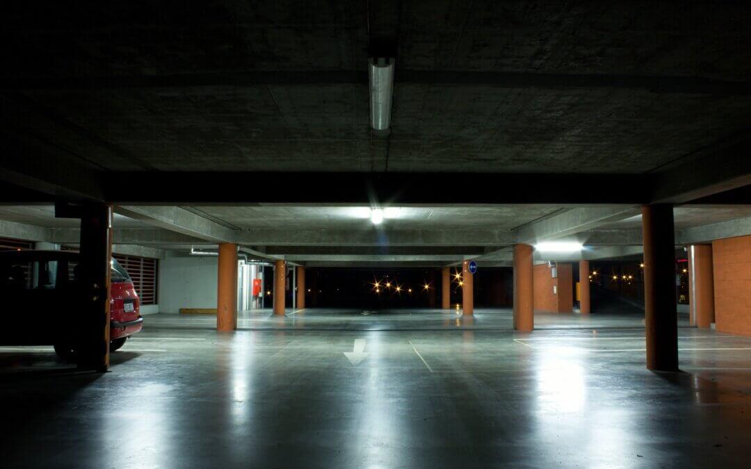 Parking Deck Lighting Can Minimize Car Break-Ins